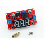 LM2596 Step Down Module Voltmeter and Current Meter