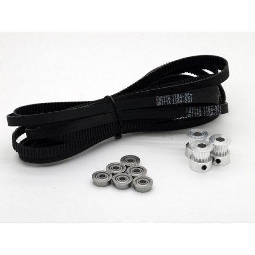 Pulleys Belts Kit (1.5 x , 6 meters belts)